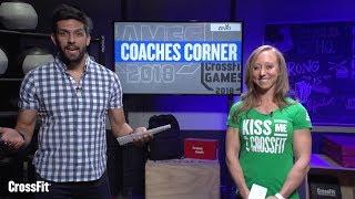Coaches Corner: 18.4