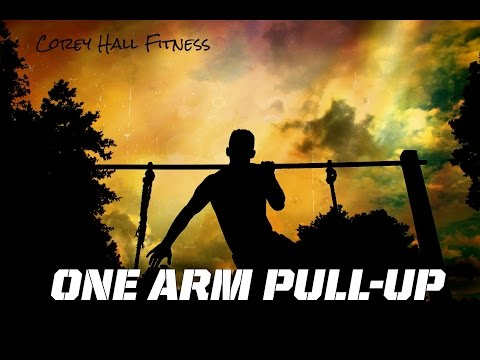 One arm pull up tutorial