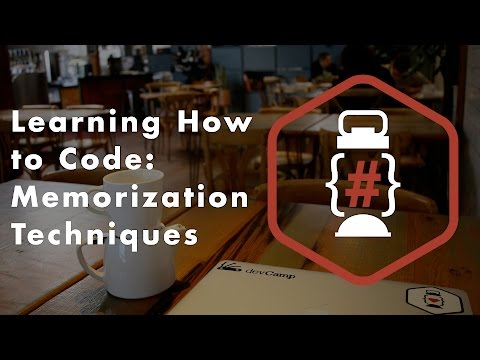 Learn How to Code: Guide to Memorization
