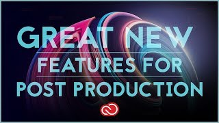 Best New Features in Adobe Premiere and Audition