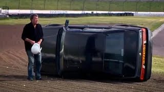 Clarkson Crashes Out of the Race (HQ) | Top Gear | BBC