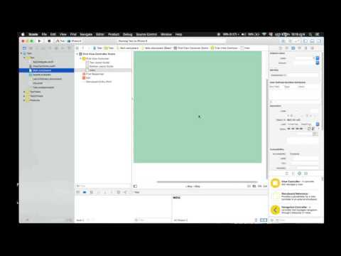 iOS Course | How to Make Simple App with Xcode 7