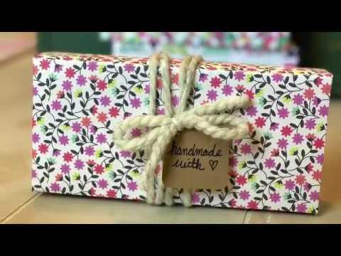 DIY Cardstock Rectangle Box
