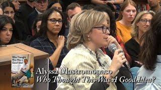 "Alyssa Mastromonaco, ""who Thought This Was A Good Idea?"""