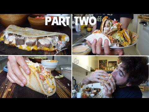 How To Make Taco Bell's Entire Menu (Part 2)
