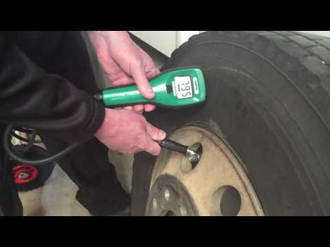How To Use Airtec's Nitrogen Analyser on Tyres