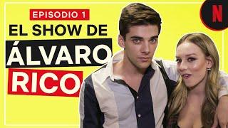 Álvaro Rico entrevista a los protagonistas de Élite