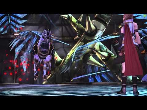 Final fantasy 13 odin summoning