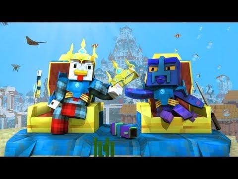 Minecraft | TWO KINGS AT LAST! (Joebuz's Atlantis Adventure) #7