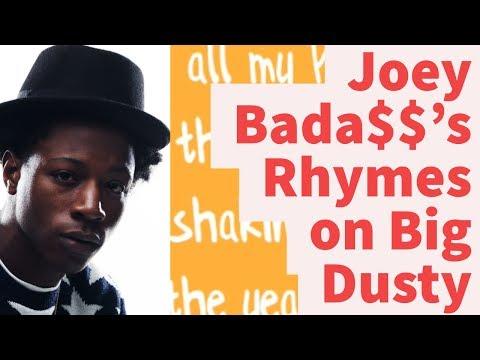 Rap Tips from Joey Bada$$'s Big Dusty- Rhyme Schemes Analysis