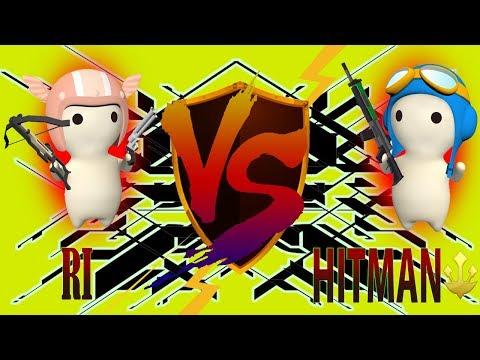 HITMAN VS RI - Capture The Milk [MilkChoco Clan Battle]