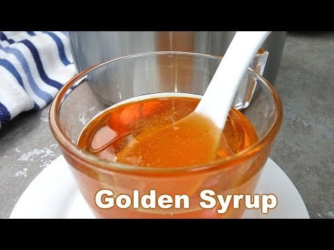 Easiest Way to Make Golden Syrup at Home | MyKitchen101en