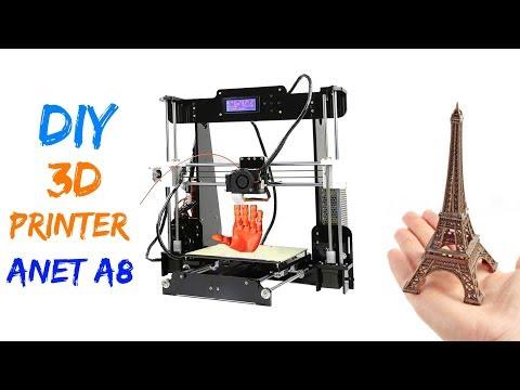DIY 3d Printer Kit - Anet A8