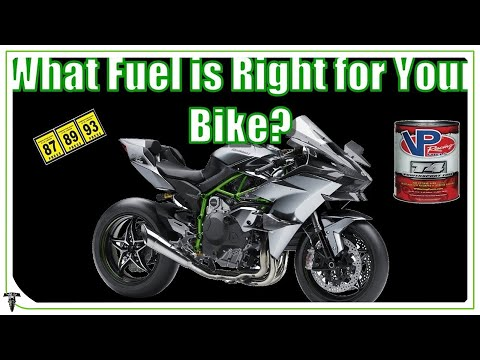 What Fuel for Your Motorcycle?   What Does Ethanol Do?