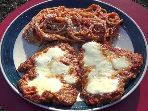 How To Cook Veal Parmigiana - Burnt Brian's Kitchen #16