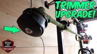 How to Reload the Honda Speed Feed Trimmer Head | Music Jinni