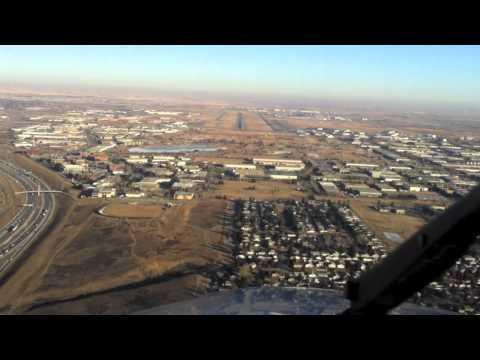 Calgary Intl' Airport, Alberta Canada