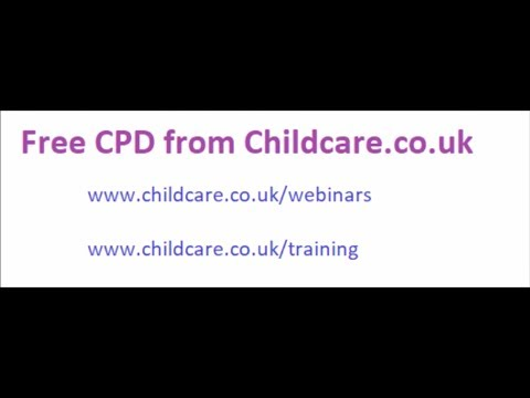 Continuous Professional Development (CPD) for Registered Childminders