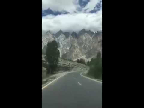 Road Trip to Hunza Valley, Pakistan
