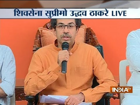 BJP no longer needs friends, says Shiv Sena chief, after losing at Palghar to alliance-partner