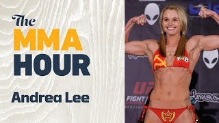 Andrea Lee Discusses Why She Didn't Try Out for TUF 26, Potential for UFC Signing