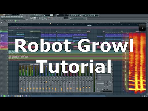 FL Studio Sytrus Tutorial: Robotic Growl Synth
