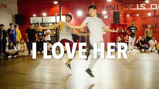 Download I LOVE HER - Chris Brown | Choreography by Alexander Chung