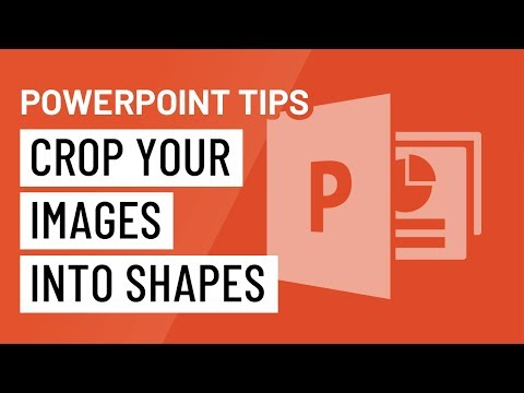 PowerPoint Quick Tip: Crop Your Images Into Custom Shapes