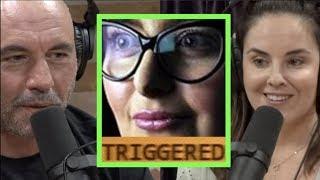 "Joe Rogan | Liberals Ruined the Word ""Triggered"" w/Bridget Phetasy"