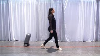 Forget Self-Driving Cars, Here Comes Self-Driving Luggage