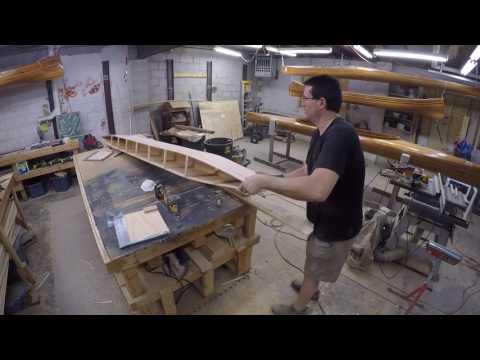 Stand Up Paddle Catamaran Build Part 5, Fiberglassing The Pontoons