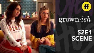 grown-ish Season 2, Episode 1 | Zoey And Luca