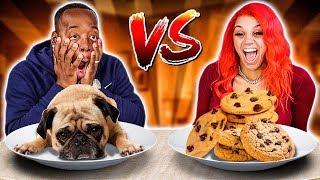 HARD VS SOFT FOOD CHALLENGE