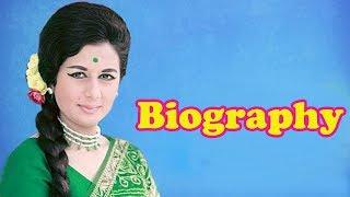Nanda - Biography inHindi   नंदा की जीवनी   सदाबहार अभिनेत्री   Life Story   जीवन की कहानी