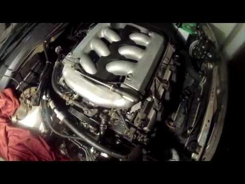 DIY Timing Belt, Water Pump Replacement Honda Accord Acura V6 J Series 6 gen 1998-2002 (part 2)