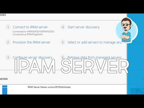 Windows Server 2019 | IP Address Management (IPAM) Server | Install and Configure!