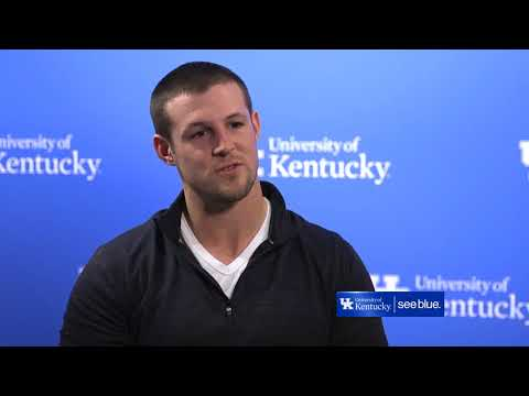 UK Grad Student Hopes His Own Recovery Journey Will Help Others