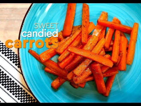 How to Make Candied Carrots – Sweet Maple Glazed Recipe