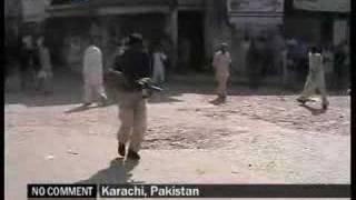 Karachi - Pakistan - Euronews - No Comment