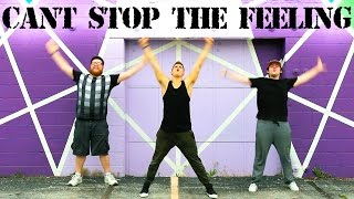 Can't Stop The Feeling - Justin Timberlake   The Fitness Marshall   Dance Workout
