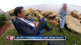 Security concerns at Bay area rehab facility