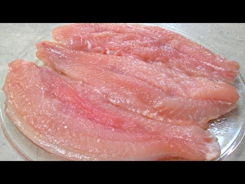 Fish Fillets - Finding Worms and Parasites - PoorMansGourmet