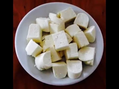How to make Paneer / Cottage Cheese at home (hindi) - Soft and Succulent - DOTP - Ep (25)