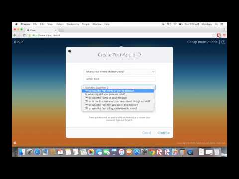 How to Create An Icloud Account and Switch Game Center Accounts