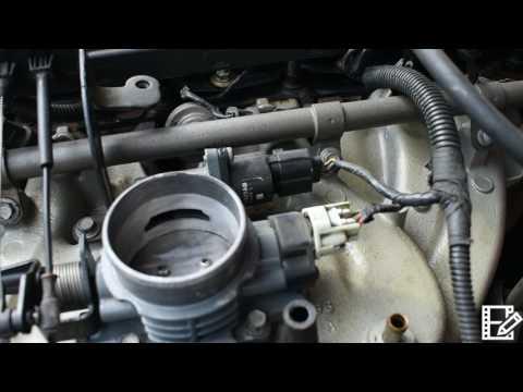 How to change Jeep Cherokee TPS sensor