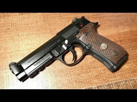 Beretta/Wilson 92G Brigadier Tactical Unboxing