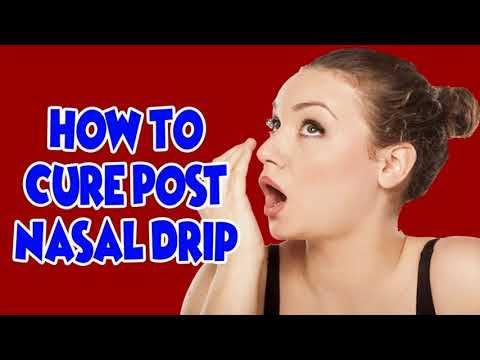 Causes Of Post-Nasal Drip