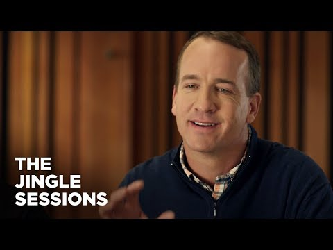 """""""Peyton Manning Cares About The Jingle"""" Commercial  