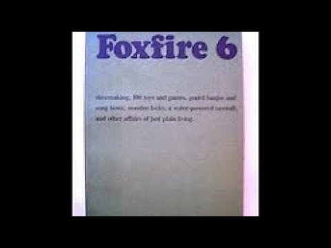 Book Review: Foxfire 6