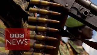 South Sudan: Breaking the rules of war - BBC News